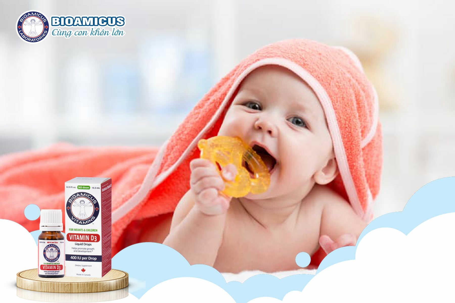 Bioamicus vitamin d3