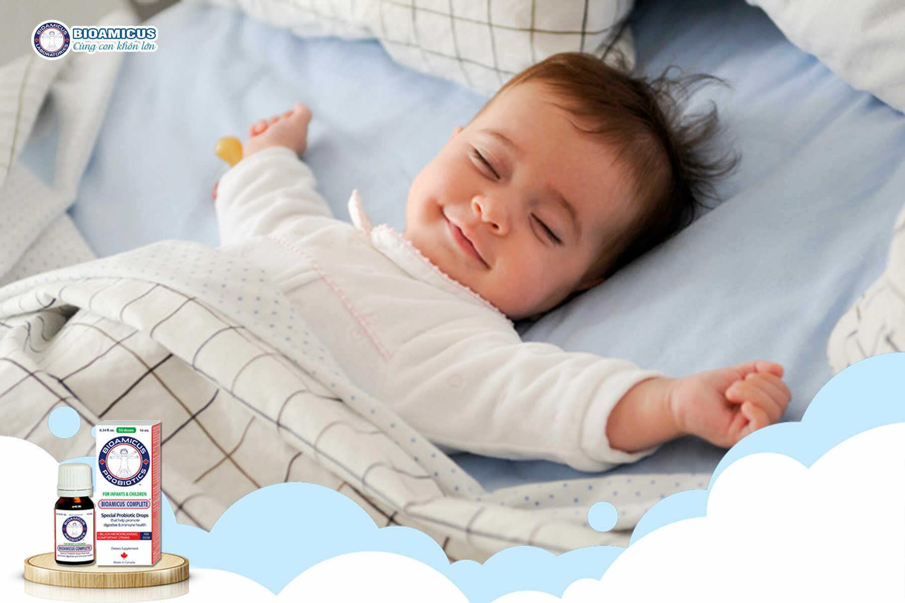 lactobacillus reuteri trong điều trị khóc dạ đề ở trẻ