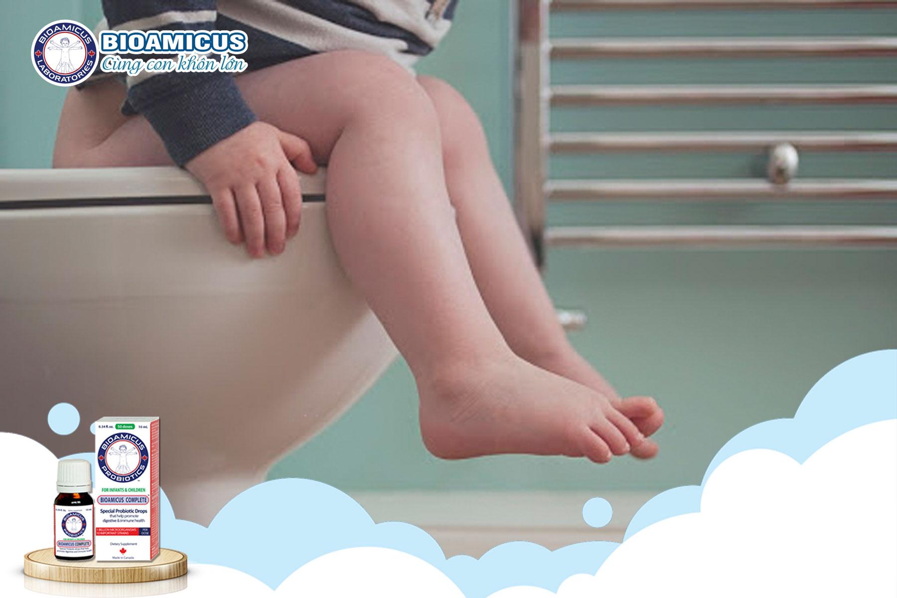 Nguyên nhân gây tiêu chảy ở trẻ sơ sinh