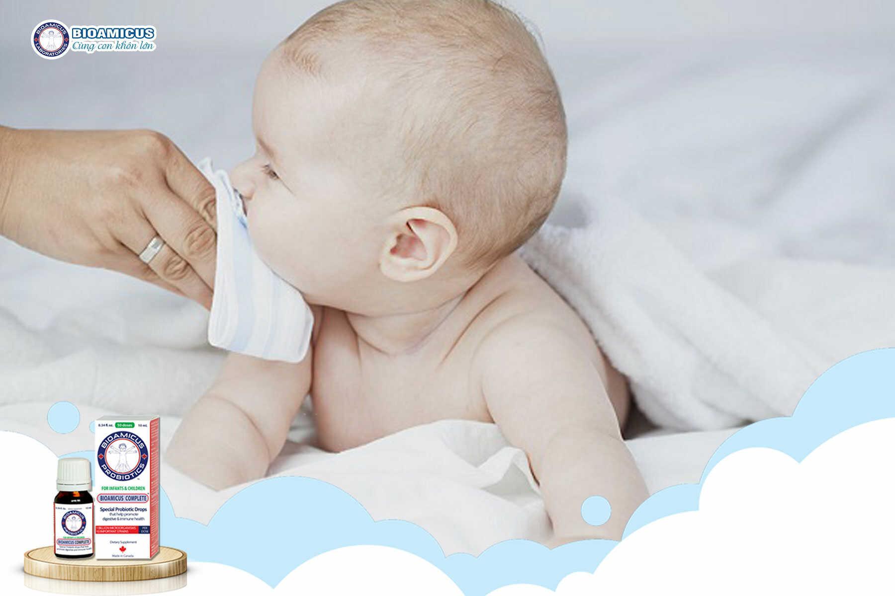 Nghiên cứu trớ ọc sữa