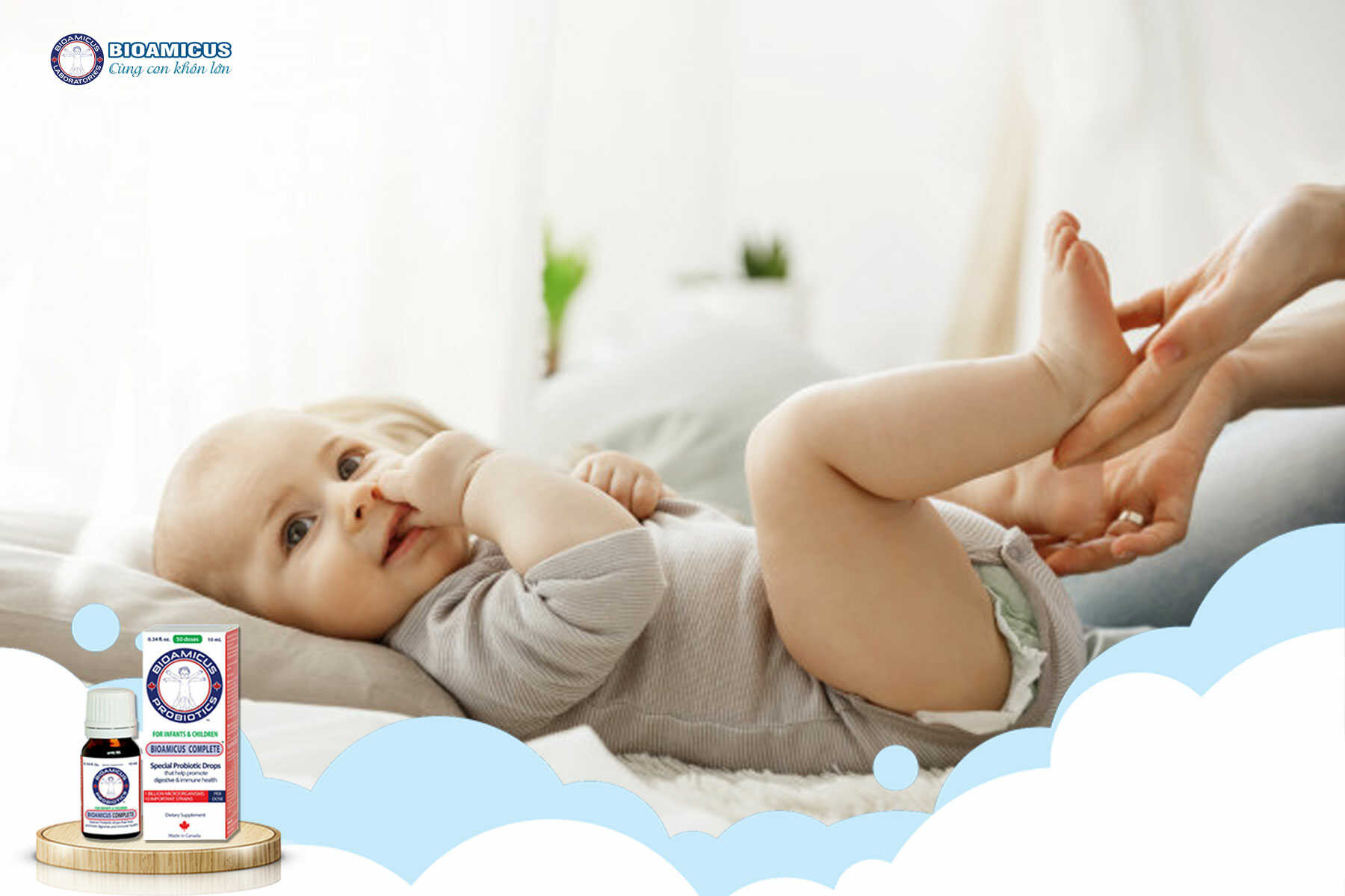 triệu chứng khi bé bị táo bón chức năng
