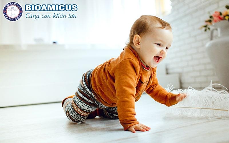 Trẻ rối loạn tiêu hóa dịp Tết
