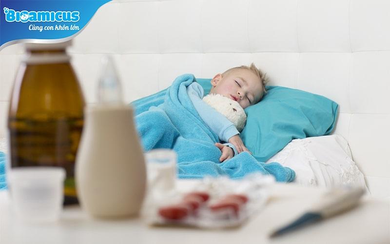 Sai lầm dùng thuốc cầm tiêu chảy ở trẻ sơ sinh